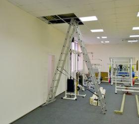 Обслуживание тренажёрных залов